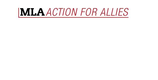 Action for Allies logo
