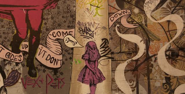 """Alice in Wonderland,"" by Nicholas Jones, is licensed under CC BY 2.0."