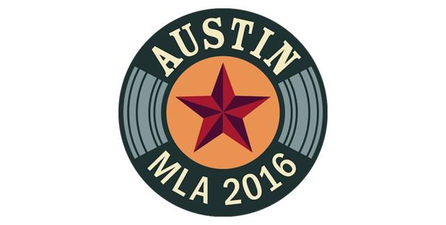 MLA 2016 in Austin